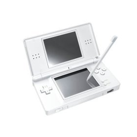 Nintendo DS Lite - Polar White