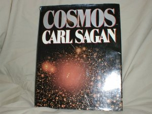 Cosmos by Carl Sagan Harcover w/ Dustjacket