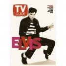 Elvis TV Guide Covers trading card TV8