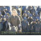 Lord of the Rings Prismatic Foil Card 6 of 10 ROTK