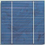 2V 50mA 0.1W High Efficiency Solar Cell