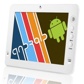 Android 2.1 Tablet w/ 7 Inch Touchscreen + WIFI + Track Ball