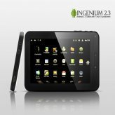 Ingenium 2.3 - Android 2.3 Tablet with 7 Inch Touchscreen (WiFi, Camera, HDMI, 4GB)