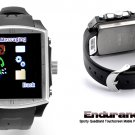 Endurance - Sporty QuadBand Touchscreen Mobile Phone Watch