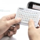 2 Super Mini Bluetooth Keyboards for iPhone, iPad, Smartphones