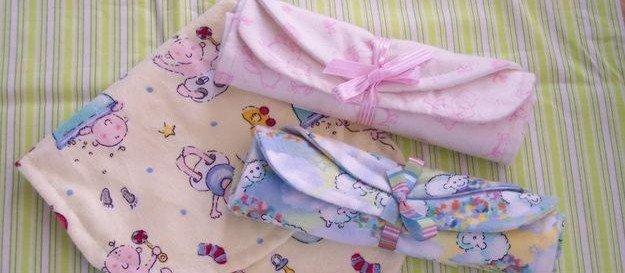 Baby Burp Rags