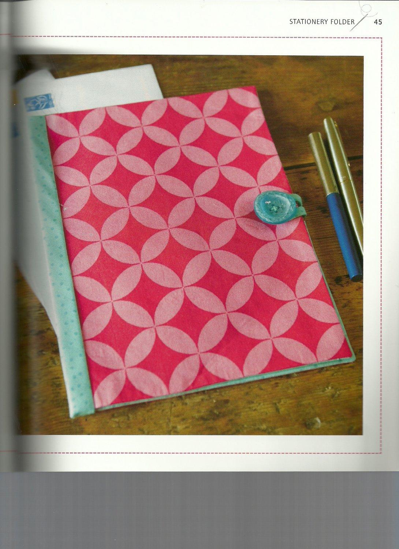 Stationery Folder