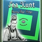 Sea Hunt Starring Lloyd Bridges-7 DVD Set-Volume 5-Interactive Menus, Chapter Stops