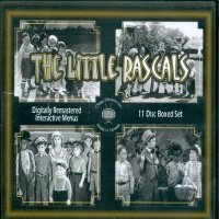 Little Rascals-11 DVD-87 Episodes!-Interactive Menus, Chapter Stops