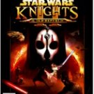 STAR WARS: KNIGHTS OF THE OLD REPUBLIC 2 PC Game