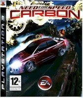 NEED FOR SPEED: CARBON PS3