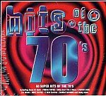 Hits of the 70's-3 CD Set-60 Tracks