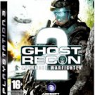 GHOST RECON ADVANCE WARFIGHTER 2 PS3