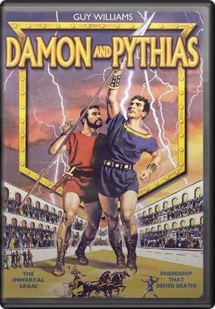 Damon and Pythias (DVD)