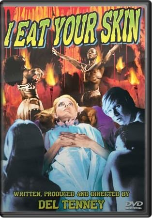 I Eat Your Skin  (DVD)