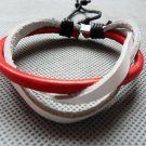 adiustable Real Leather Bracelet 13S