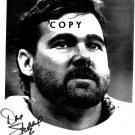 Photo Football Dave Studdard Tackle Denver Broncos Signed Autograph