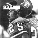 Photo Football Haven Moses #25 Denver Broncos Wide Receiver Signed Autograph