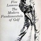 book Ben Hogan Five Lessons The Modern Fundamentals of Golf