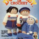 The Original Doll Baby in Crochet Craft Book FCM 102 1984