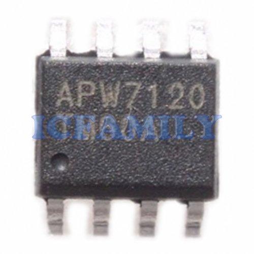 10pcs ANPEC APW7120 APW7120K SOP-8 5V to 12V Supply Voltage 8-PIN Synchronous Buck PWM Controller