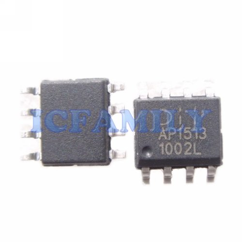 10pcs Diodes Incorporated AP1513 AP1513SL-13 SOP-8L PWM Control 2A Step-Down Converter