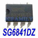 10pcs System General SG6841 SG6841D SG6841DZ DIP-8 High-Integrated Green-Mode PWM Controller
