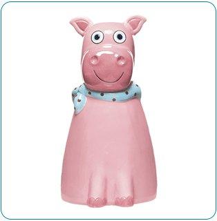 Tiny Tillia Dilly Pig Ceramic Bank