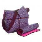 Tiny Tillia Diaper Bag Express with Changing Pad - Avon