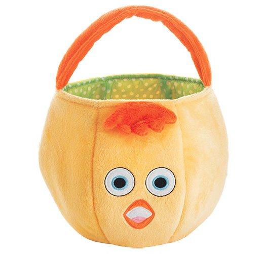 Tiny Tillia Joshy Chick Bath Toy Basket - Avon