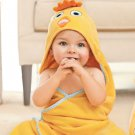 Tiny Tillia Joshy Chick Toddler Hooded Bath Towel - Avon