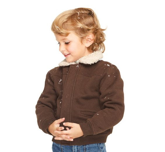 3T: Tiny Tillia Aviator Jacket - Avon