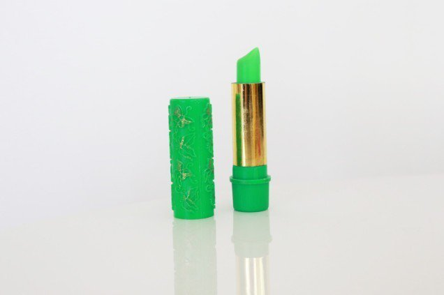 Lipstick changing color x 6 best seller green changes for Natural rose colors