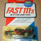 Kenner Fast111's 1982 Shiftin Chevy 1955 Diecast Car