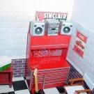 1/25 Resin Garage Stereo Dual Tape CD Diorama  1/24