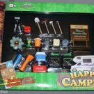 1/24 1/25 Camping Diorama Model Diecast Cars G Gauge Train layouts Garage