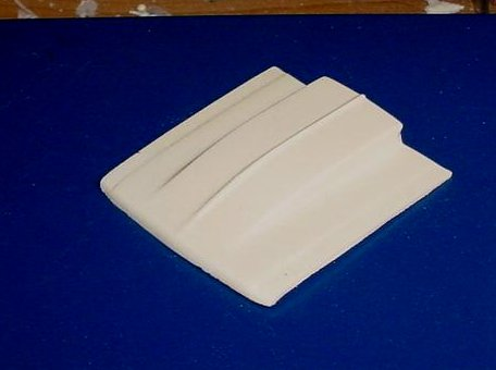 1/25 Resin Cowl Hood for AMT 1976 77 Chevy Nova