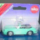 1/64 Siku Super Serie Porsche 911 Cabriolet Convertible Diecast Toy Car MIP