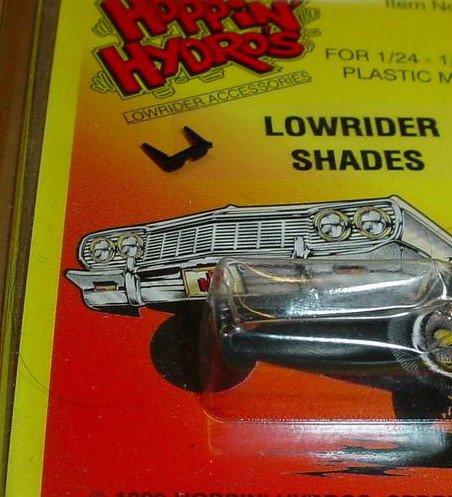 1/25 1/24 Sunglasses Shades Hoppin Hydro's Diorama Model Car Garage Interior