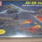 Revell 1/48 Harrier AV-8B w/ Operation Iraqi Freedom Book Plastic Model Kit