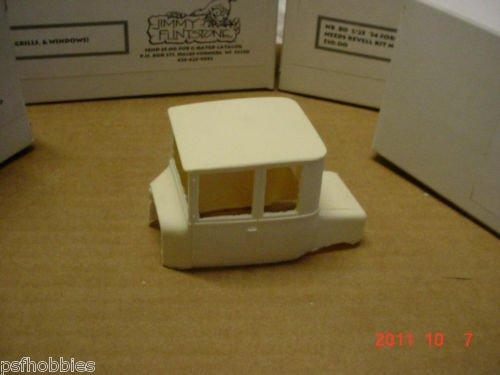 Jimmy Flintstone Resin Tall T Ford Model T Model for Revell Rat Rod #6689 1/25