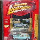 Johnny Lightning JL 1977 AMC Pacer Classic Gold Series Diecast Toy Car 1/64
