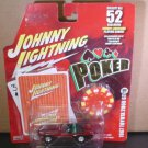 Johnny Lightning JL Poker Series 1967 Toyota 2000 GT Diecast Toy Car 1/64