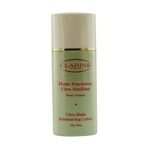 Clarins Ultra Matte Rebalancing Lotion for Oily Skin, 1.7 Ounce