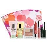 Clinque Bonus Travel-Sized 7 pcs set: Lip Balm Mascara Lotion