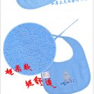 Ray from bamboo Baby Water Proof Bib ( 6 pieces)