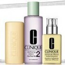 Clinique 3-Step Gift Set Very Dry to Dry with Bar Soap