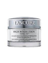 Lancome for Women. High Resolution Refill Anti-wrinkle Cream 0.5 Ozfor Women. High Resolution