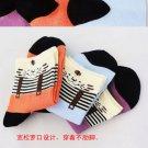 rayon from bamboo Chirldren Socks 6 pairs