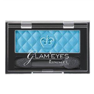 Rimmel Glam Eyes Mono Eye Shadow - 330 Azure